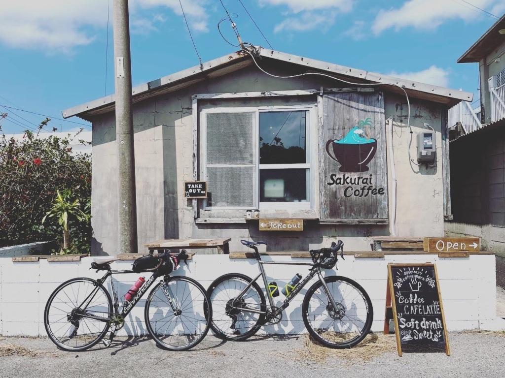 Sakurai Coffee & Island Coffee Roastery